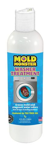 4oz Bottle of Washer Treatment (2 month supply)