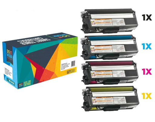 Brother DCP 9055CDN Hochleistungs Toner Set