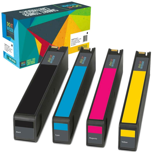 HP PageWide Pro 477dn Tinte Set