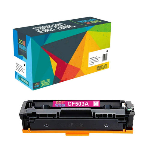 Kompatible HP Color LaserJet Pro M254dw Tonerkartusche Magenta von Do it Wiser