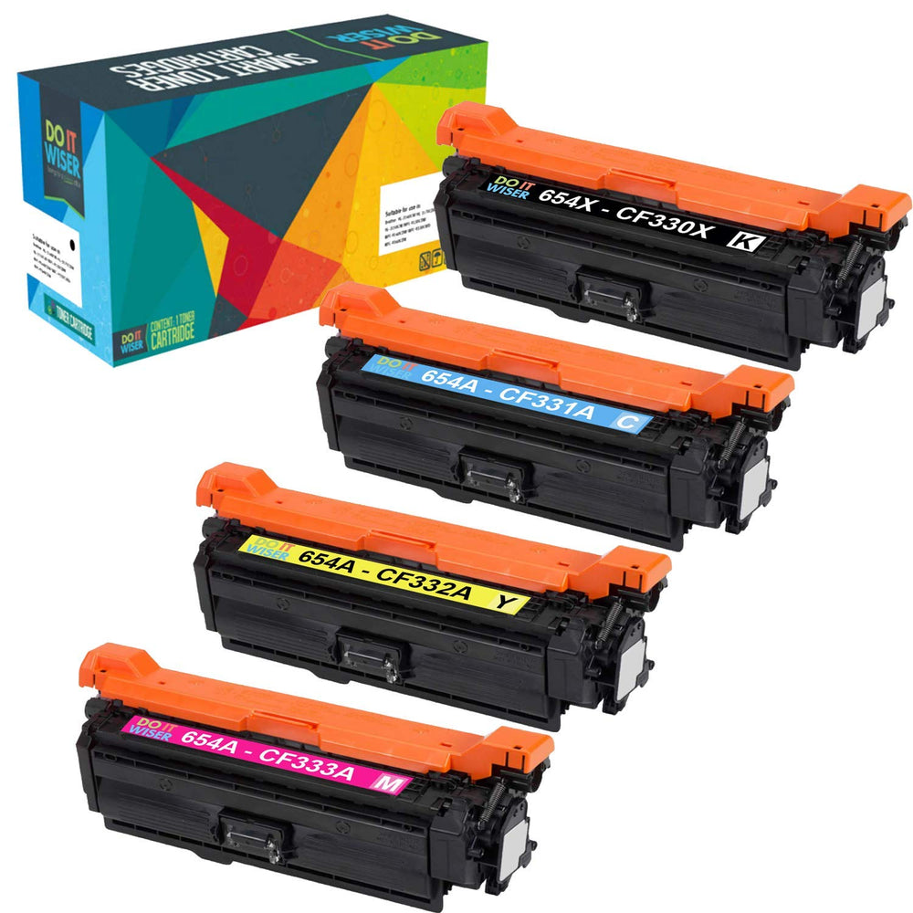 HP CF330X Hochleistungs Toner Set