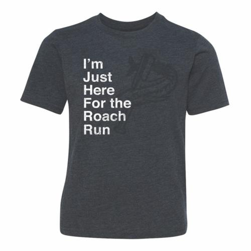 Pensacola Blue Wahoos 108 Youth Roach Run Tee