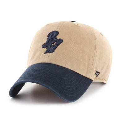 Pensacola Blue Wahoos 47 Two Tone Clean Up Tan