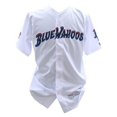 Pensacola Blue Wahoos Youth Replica Jersey