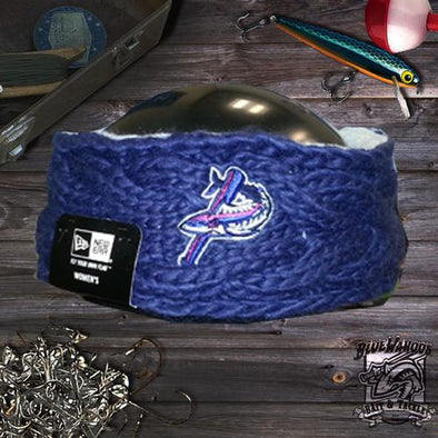 Pensacola Blue Wahoos Women's New Era Cable Knitter