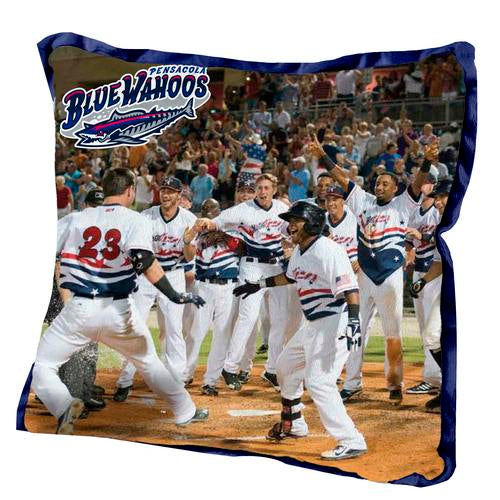 Pensacola Blue Wahoos Stadium Pillow
