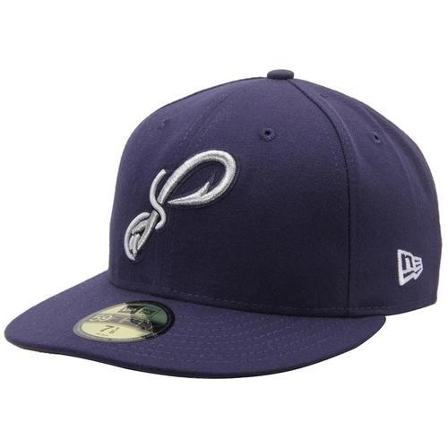 Pensacola Blue Wahoos Pensacola Blue Wahoos Alternate Cap by New Era