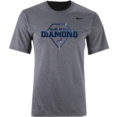 Pensacola Blue Wahoos Nike Legend Kings of the Diamond Tee