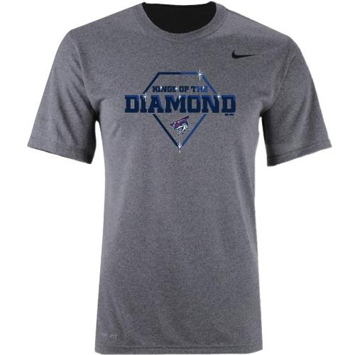 Pensacola Blue Wahoos Nike Youth Legend Kings of the Diamond Tee