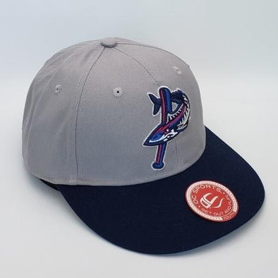 Pensacola Blue Wahoos OC Youth Two Tone Cap