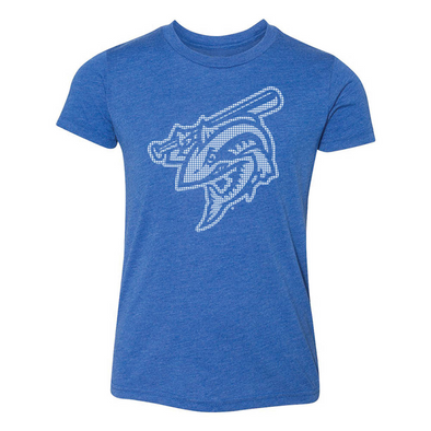 Pensacola Blue Wahoos Lights Tee