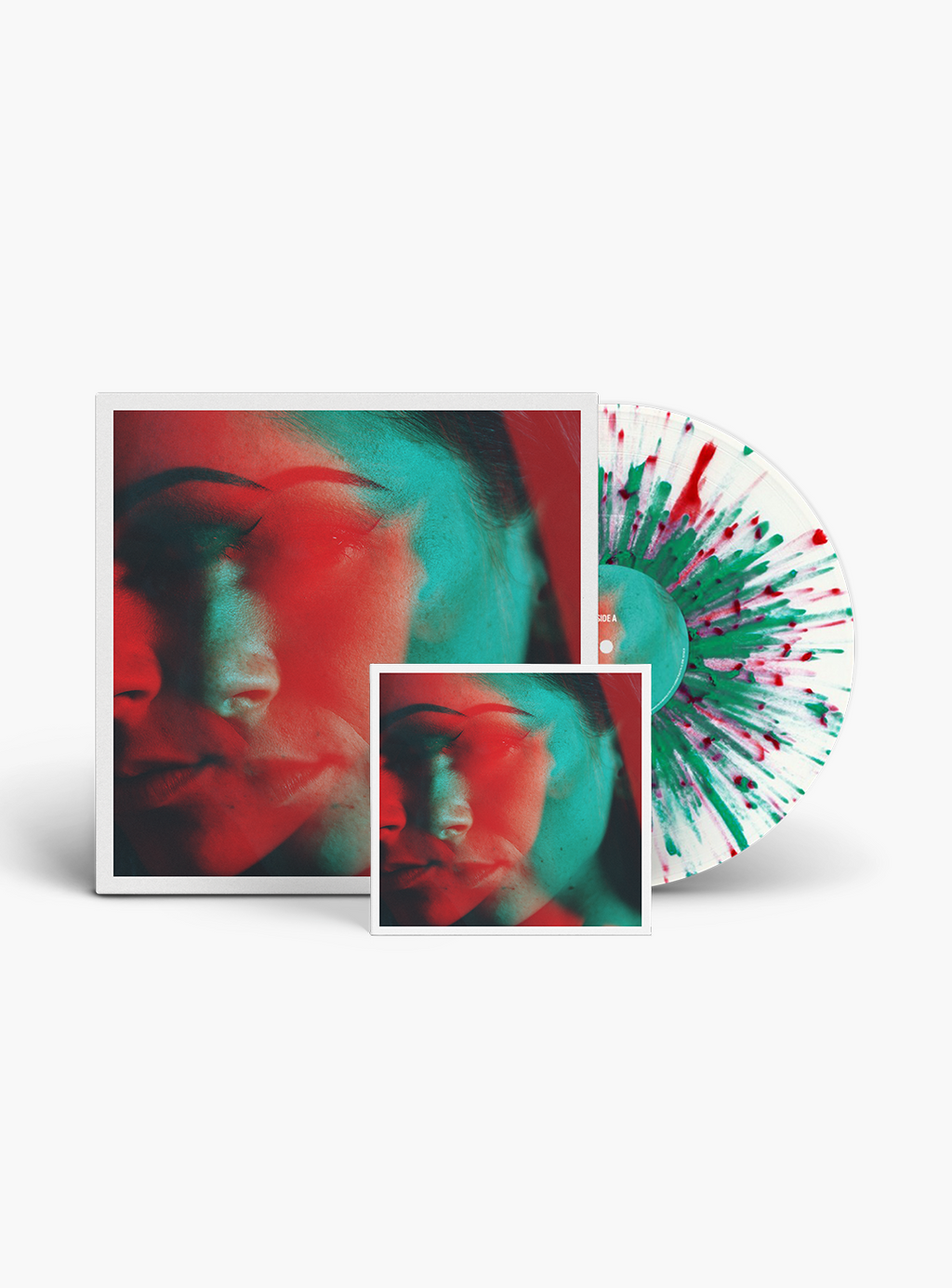 "Nova CD (signed) + Limited Edition 12"" Vinyl"