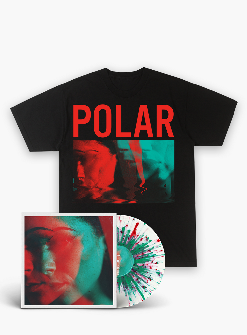 "Nova 12"" Vinyl (Limited Edition) + T-Shirt"