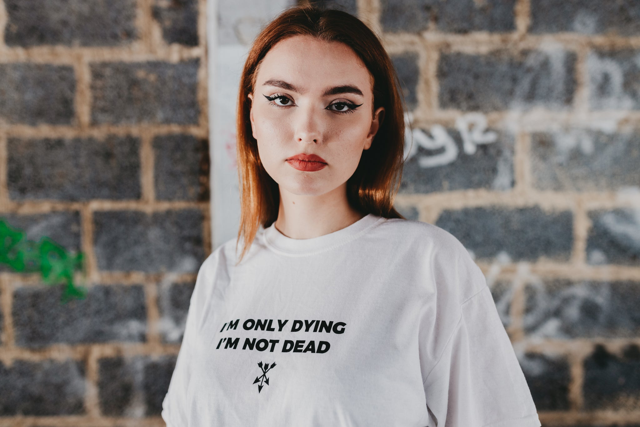 Only Dying T-Shirt