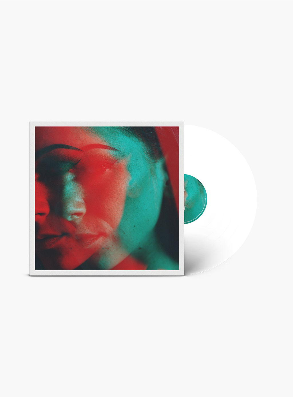 "SOLD OUT Nova 12"" White Vinyl (Indie Edition)"