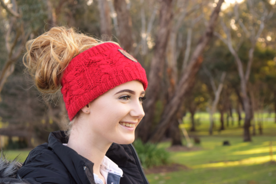 Adult knitted Headbands