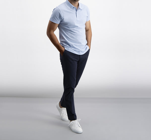Aurélien Sneakers Polo Shirt