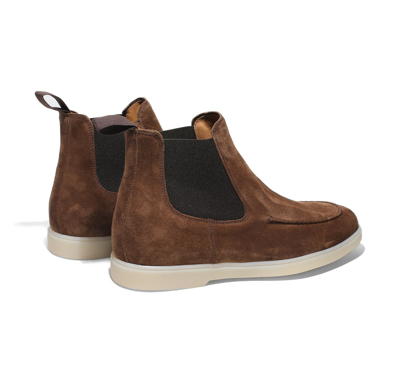 City Chelsea Boots Light Brown Aurélien