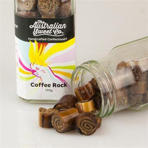 The Aus Sweet Co. Coffee Rock