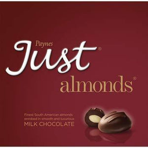 Just Almonds Milk Chocolate 180g