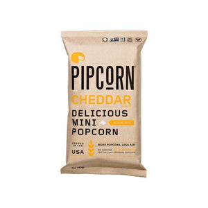 CHEDDAR PIPCORN 4 PACK