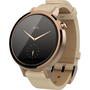 Motorola Moto 360 Women's Smartwatch (2nd Gen.) - Rose Gold with Blush Leather