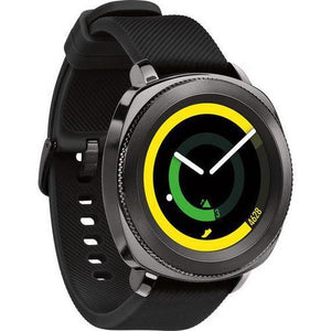 Samsung Gear Sport Fitness Watch (Black)