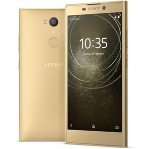 Sony Xperia L2 H3321 32GB Smartphone (Unlocked, Gold)