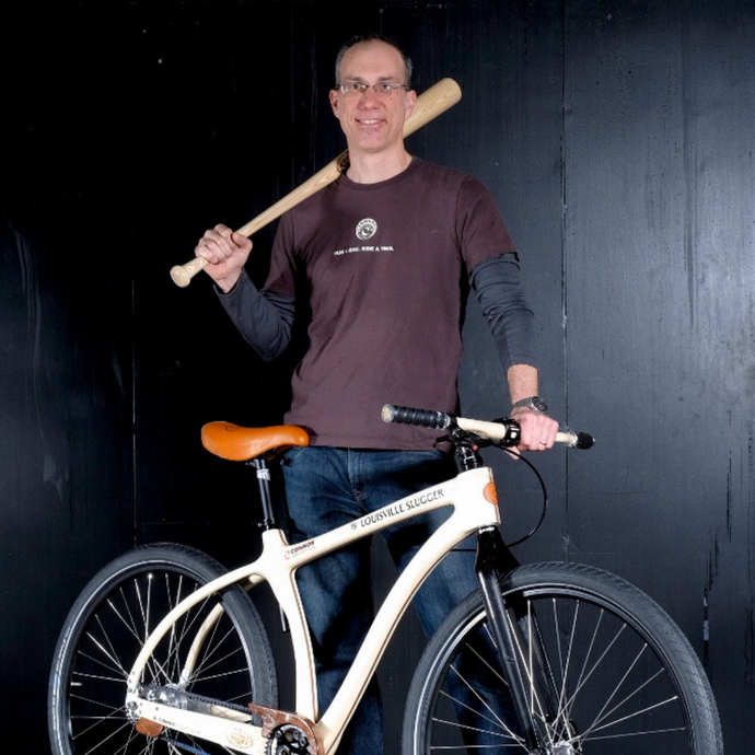 Builder Profile: Connor Wood Bicycles