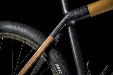 Bamboo bike wood bikes nielsen