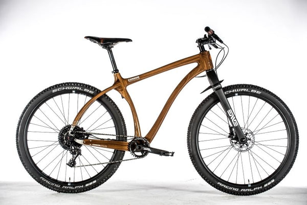 Connor Cycles Wood Bicycles