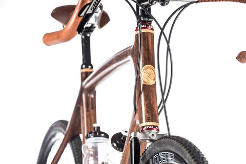 Sojourn Cyclery Wood Bicycles