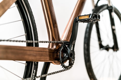 Woodwork Creations Wood Bike