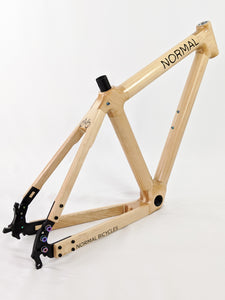 Urban Scout Hardwood Bike Frame