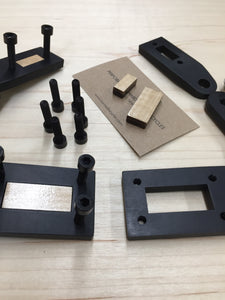 Quick Release Dropout Bracket Set