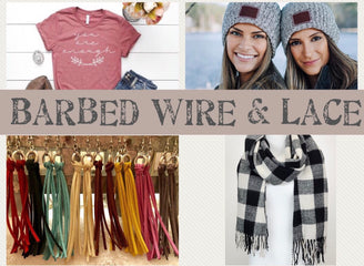 Barbed Wire & Lace Boutique