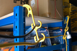 """The Original"" Gator Hook Lead Suspension System"
