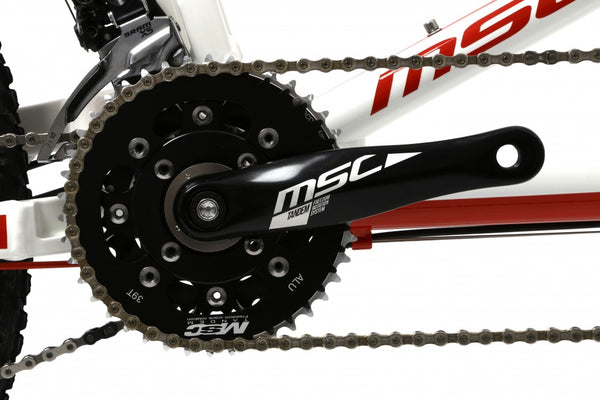 Freedom Rotation Crankset for Tandems