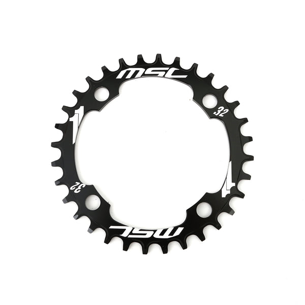 Wide Narrow Chainring 104BCD