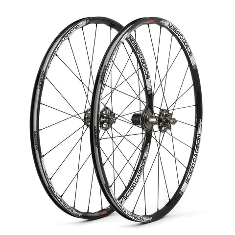 "MSC300 Carbon 26"" Wheelset"