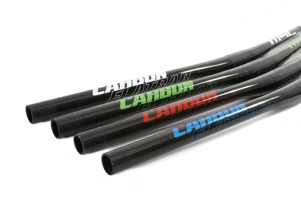 Carbon Bar Flat 740mm Wide