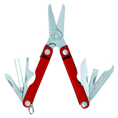 Leatherman MICRA Key Ring Pocket Tool RED