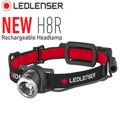 Led Lenser H8R Rechargeable Led Headlamp