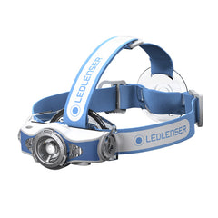 Led Lenser MH11 Headlamp BLUE with Bluetooth