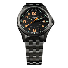 Traser P67 Officer Pro GunMetal Black / Orange