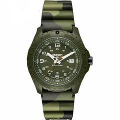 Traser SOLDIER Camouflage Rubber Band Watch