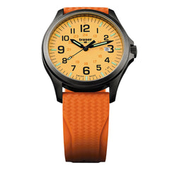 Traser P67 Officer Pro GunMetal Orange