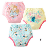 Reusable Baby Cloth Diapers Potty Training Pants