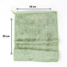 Load image into Gallery viewer, 5 Pack Reusable Bamboo Fibre Kitchen Cleaning Cloths