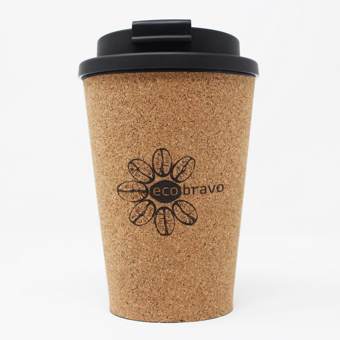 Reusable Coffee Cork Cup